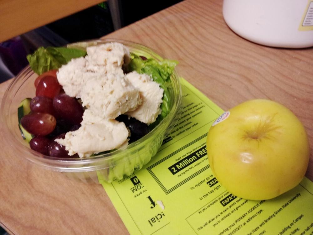 WIAW + Fun Foods Survey  (3/6)