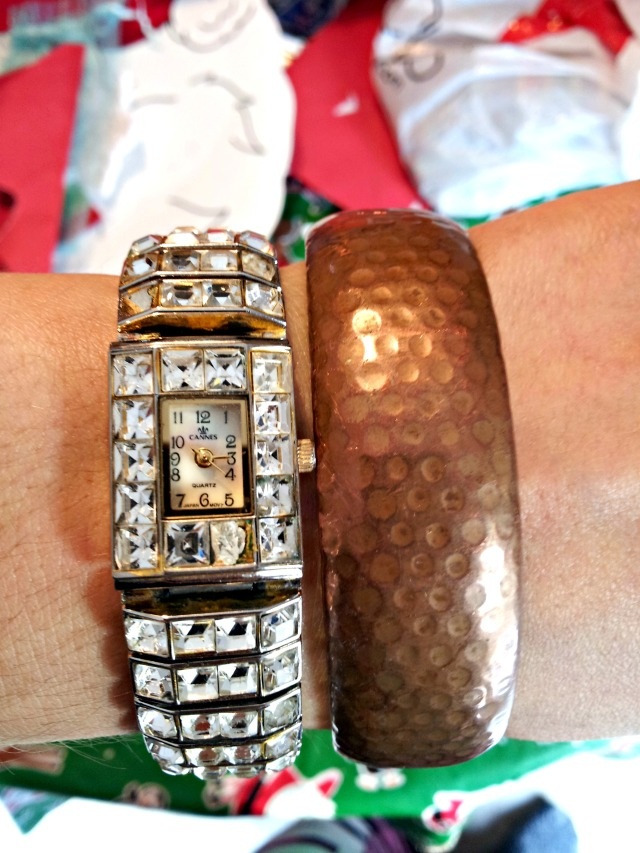 Christmas-student-watch-bracelet