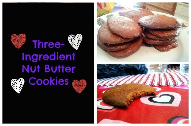three-ingredient-nut-butter-cookies