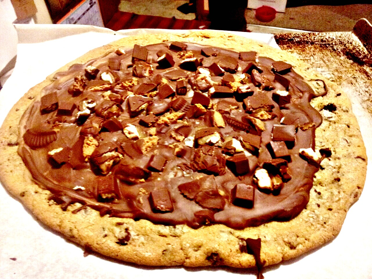 Allergy friendly eating 4 balance candy pizza with options to make allergy free forumfinder Gallery