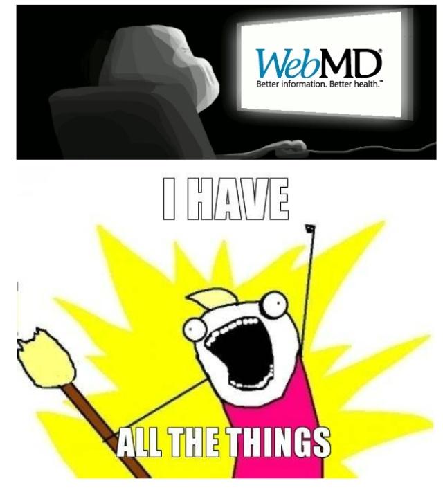 friday-diagnosing