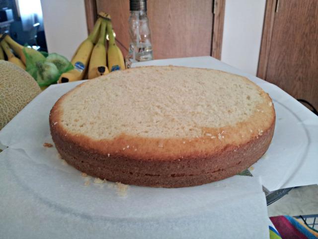 cake-level