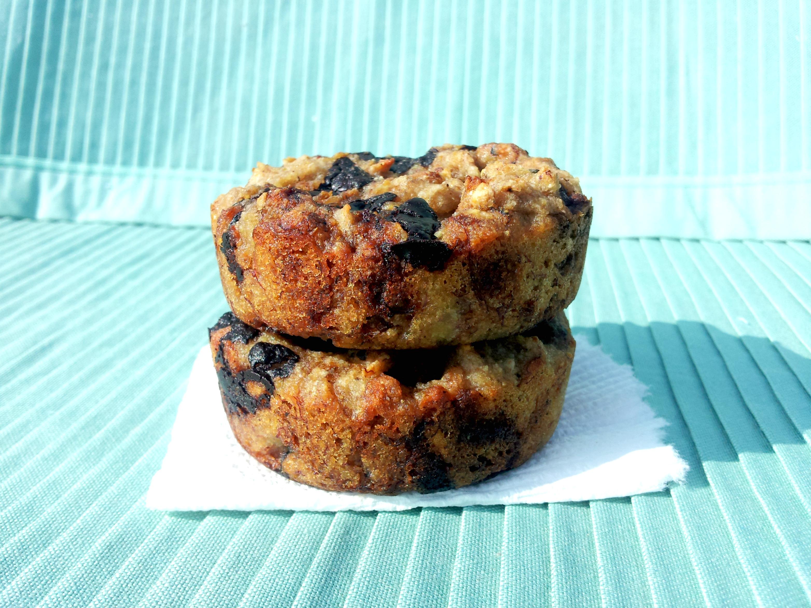 Chocolate Chip Banana Muffins (Grain-Free and Vegan ...