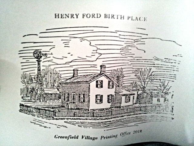 weekend-village-henry-ford-print