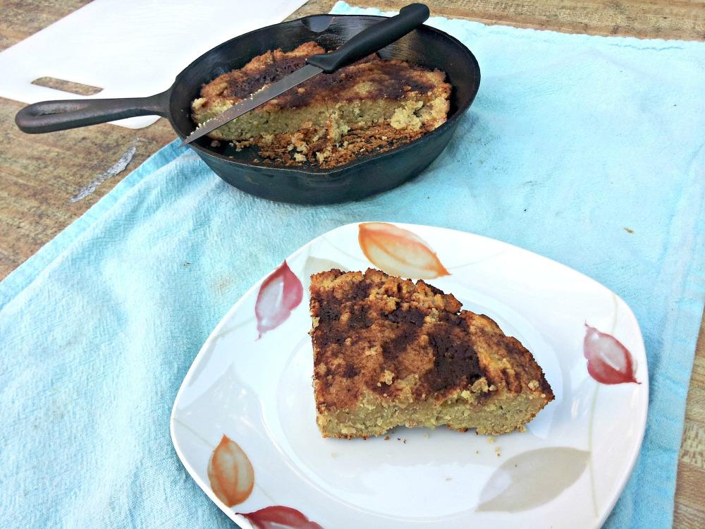Grain-Free Cinnamon Roll Bread (WIAW) (5/6)