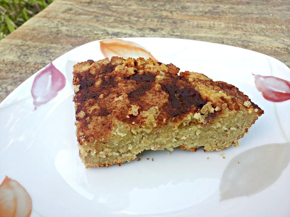 Grain-Free Cinnamon Roll Bread (WIAW) (3/6)
