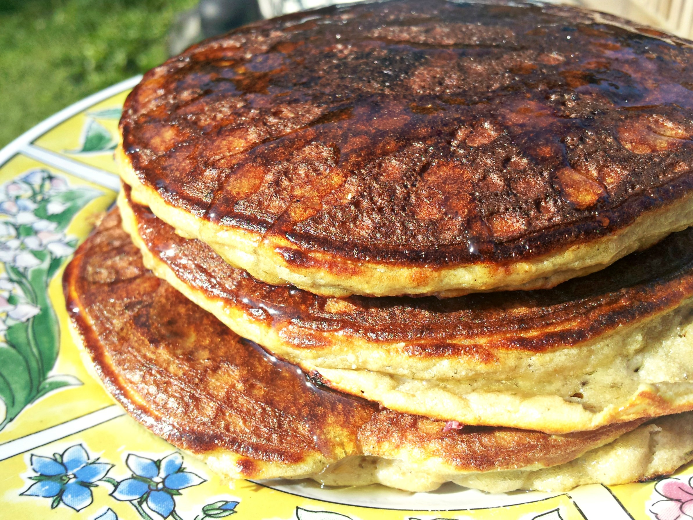 """Chocolate Chip Pan """"Cakes"""" With Cookie Dough Crumble ..."""