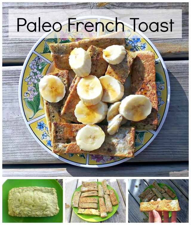 Paleo French Toast Sticks (Grain-Free, Dairy-Free, Nut-Free)