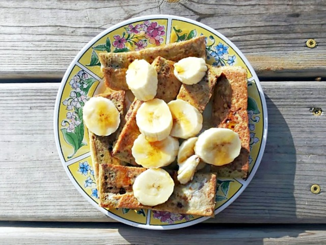 Paleo French Toast Sticks (Grain-Free, Dairy-Free, Nut-Free)