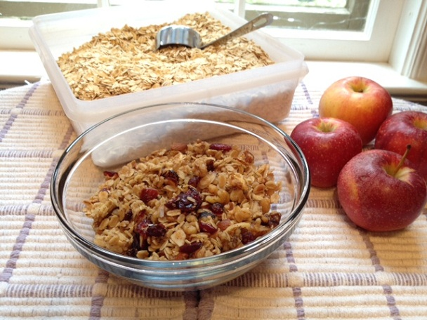 wiaw-not-pumpkin-apple-granola