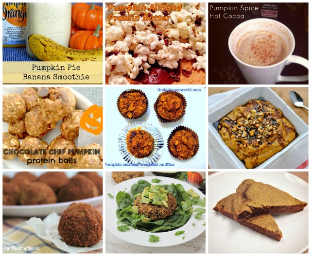 9 Pumpkin Blogger Recipes for this Fall