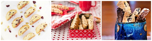 12 Days of Allergy-Free Christmas Day One: Breakfast Pastries (Biscotti)