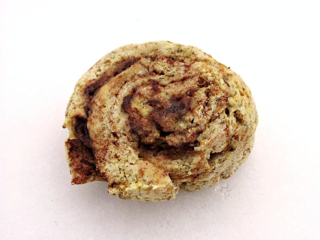 Microwave Cinnamon Rolls (Paleo and Vegan)