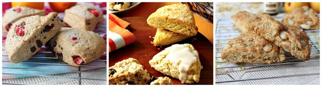 12 Days of Allergy-Free Christmas Day One: Breakfast Pastries (Scones)
