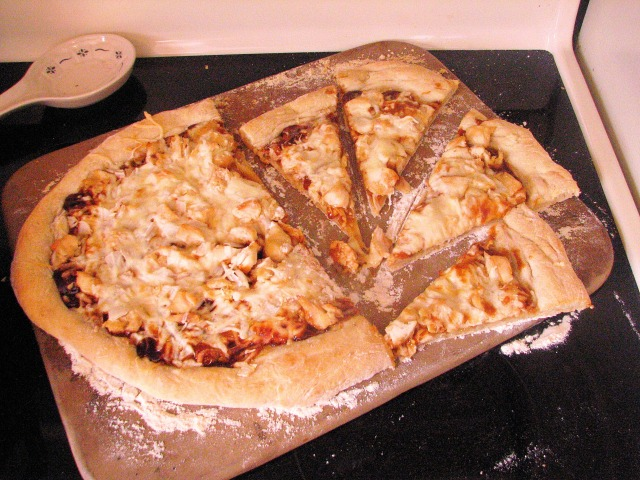 Whole Wheat BBQ Chicken Pizza (w/ allergy-free options)