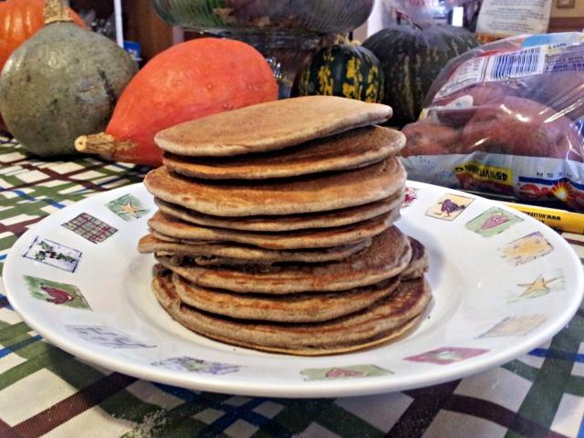 wiaw-buckwheat-pancakes