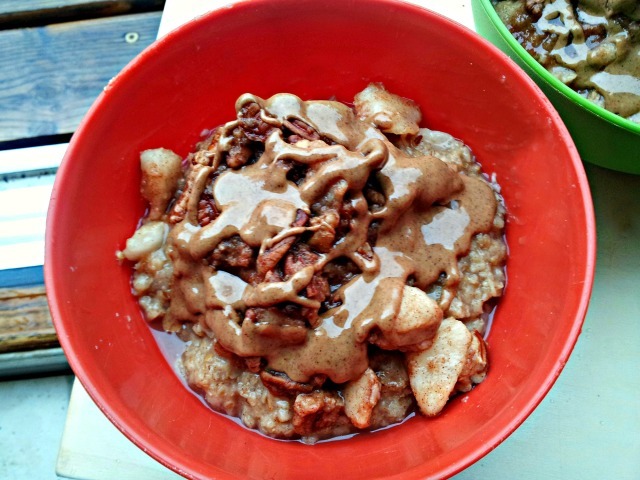 wiaw-pear-apple-oatmeal